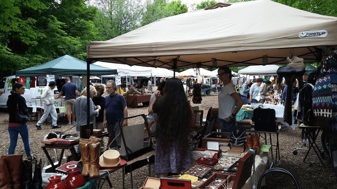 Flea Markets New York Area