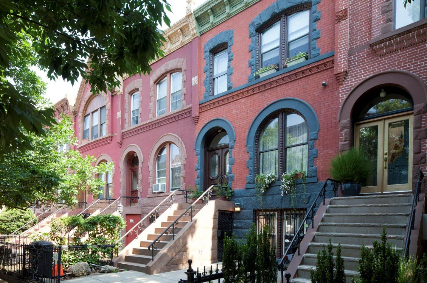 row house brooklyn 655-659 park place
