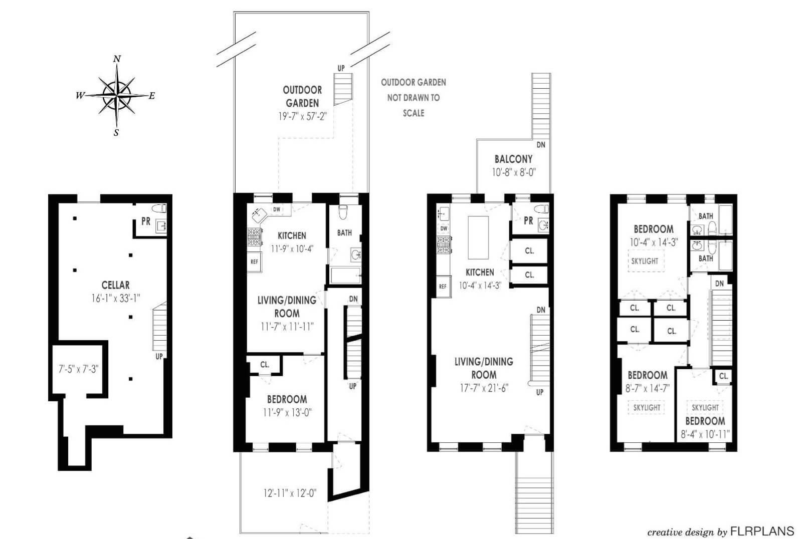 garden-apartment-nyc-brooklyn-549-monroe-street - 1