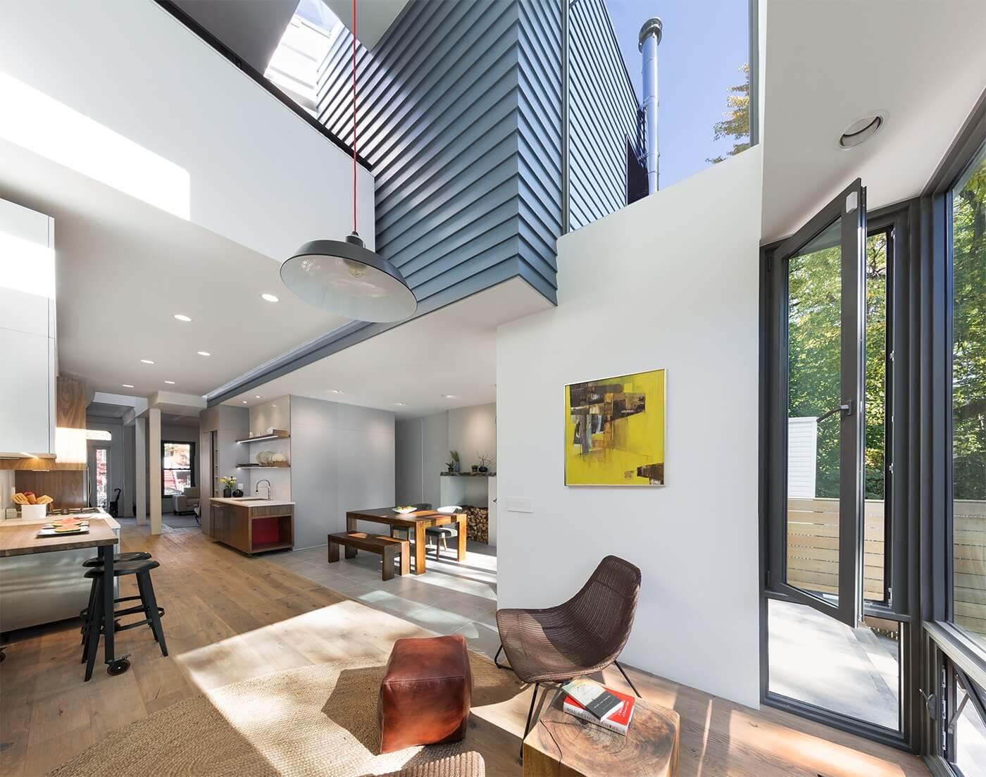 interior design ideas bed stuy frame house gets radical rethink