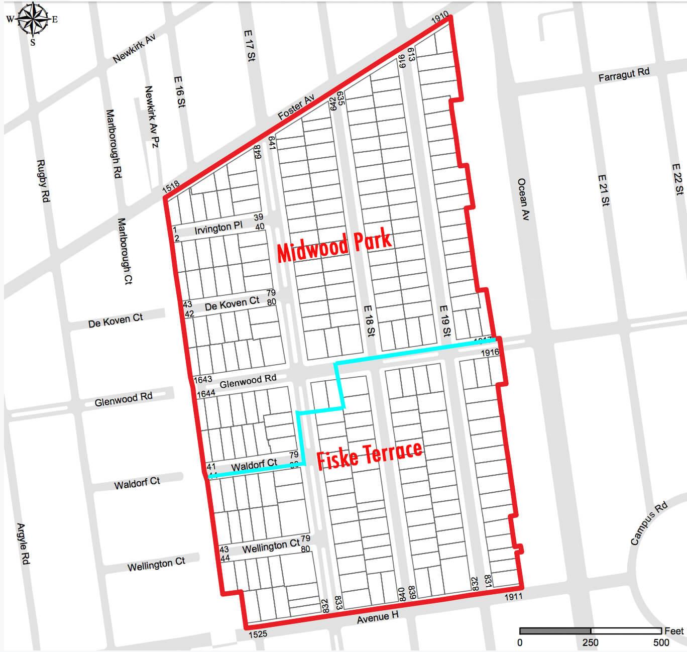 midwood-brooklyn-architecture-fiske-terrace-historic-district-map