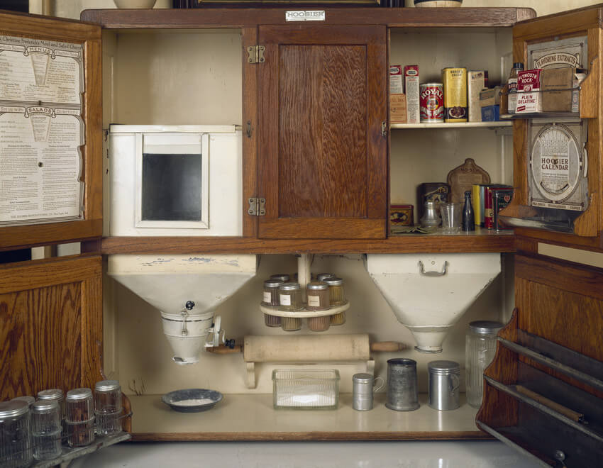 Historic Kitchens From Open Hearths To