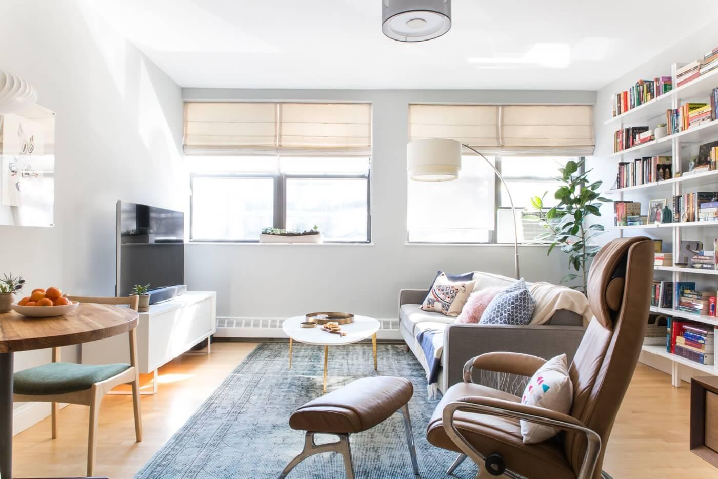 Interior Design Ideas Brooklyn A Condo For Young Couple