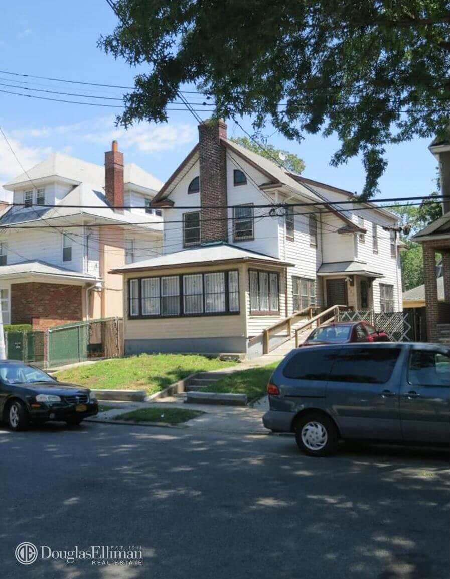 Brooklyn Homes for Sale in Flatbush at 787 East 34th Street