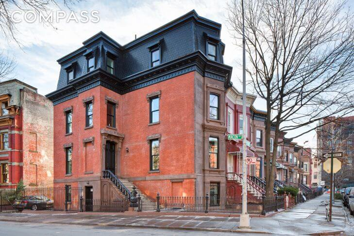 Brooklyn Homes for Sale in Bed Stuy at 1 Verona Place