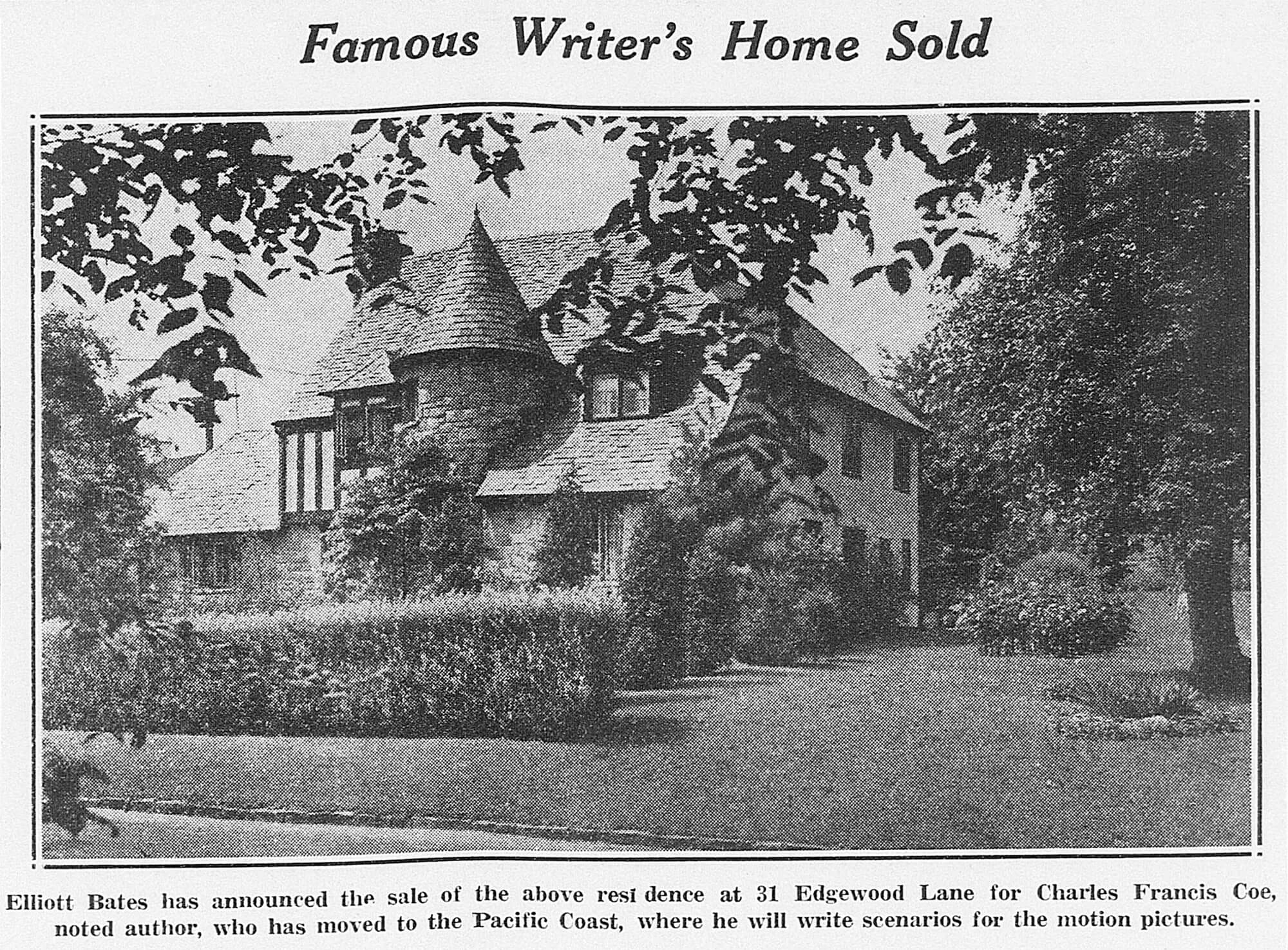 upstate homes for sale bronxville charles francis coe