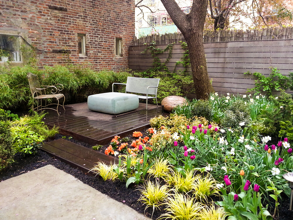 Brooklyn Garden: From Weeds to Wonderful With Groundworks ...