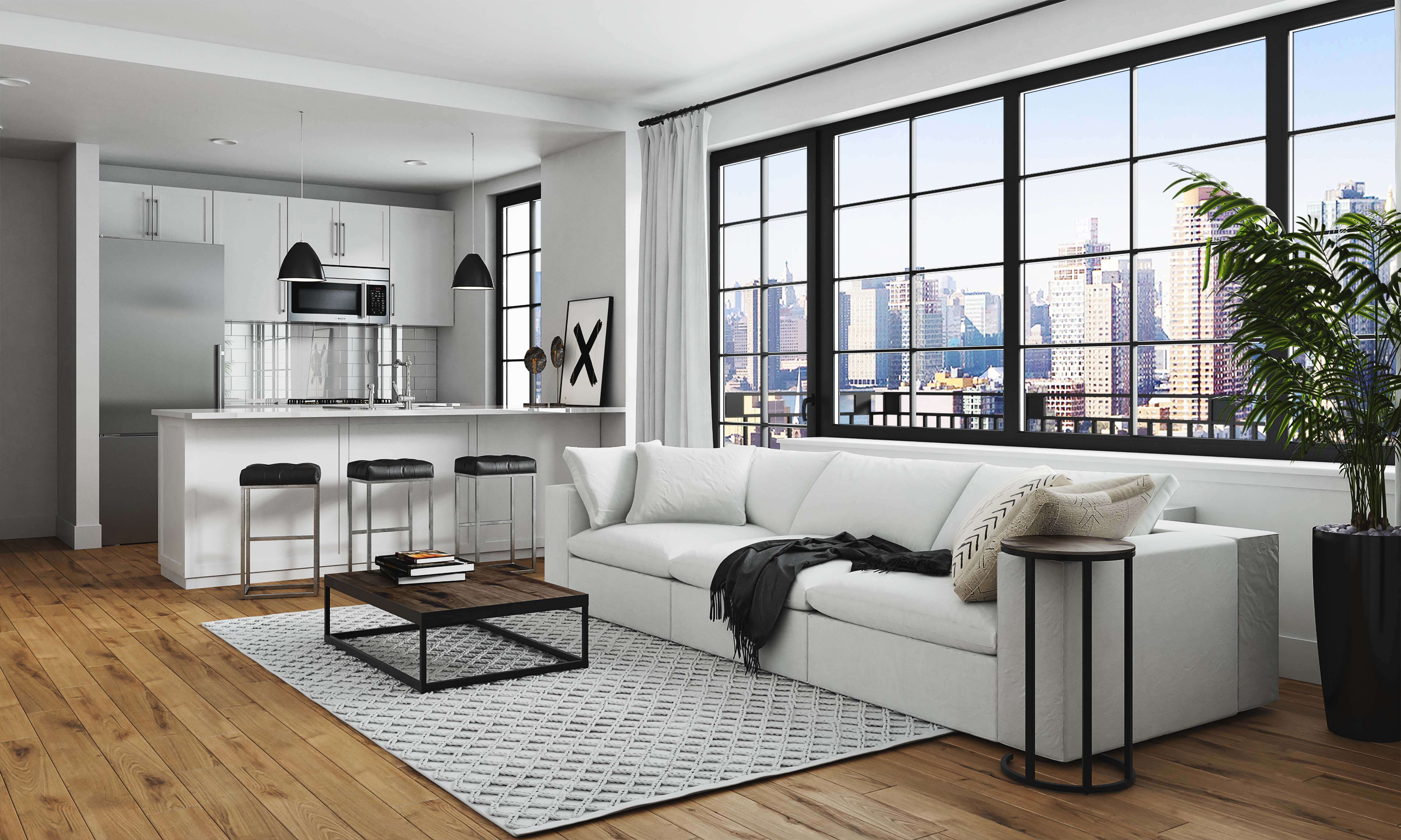 Apartments for sale in Queens LIC Harrison