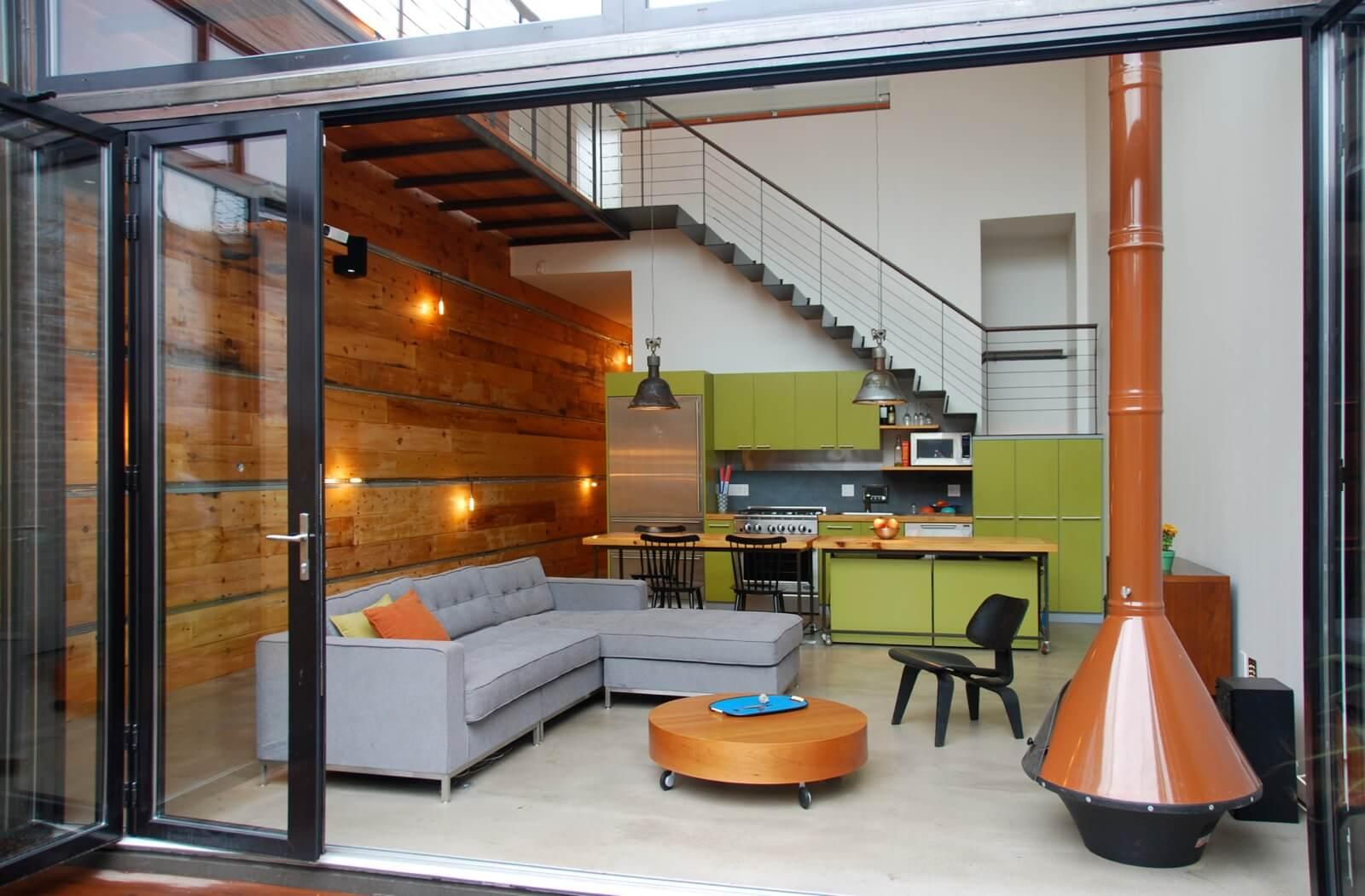 Interior Design Ideas Brooklyn Mesh Architectures East Williamsburg