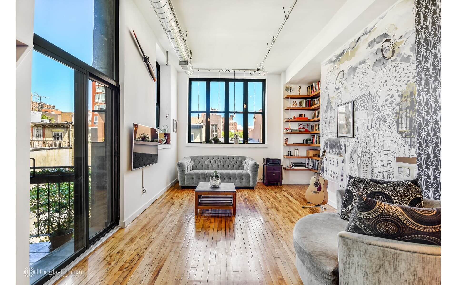 Brooklyn Apartments for Sale in Bed Stuy at 105 Lexington Avenue