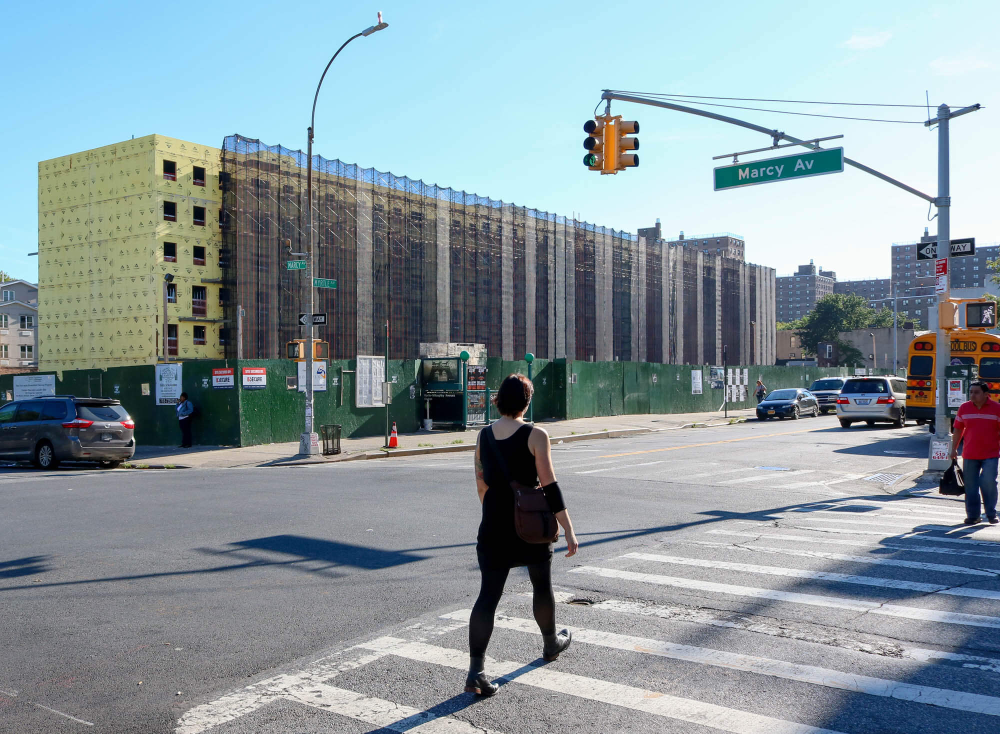 brooklyn development cascade linen 835 myrtle avenue bed stuy