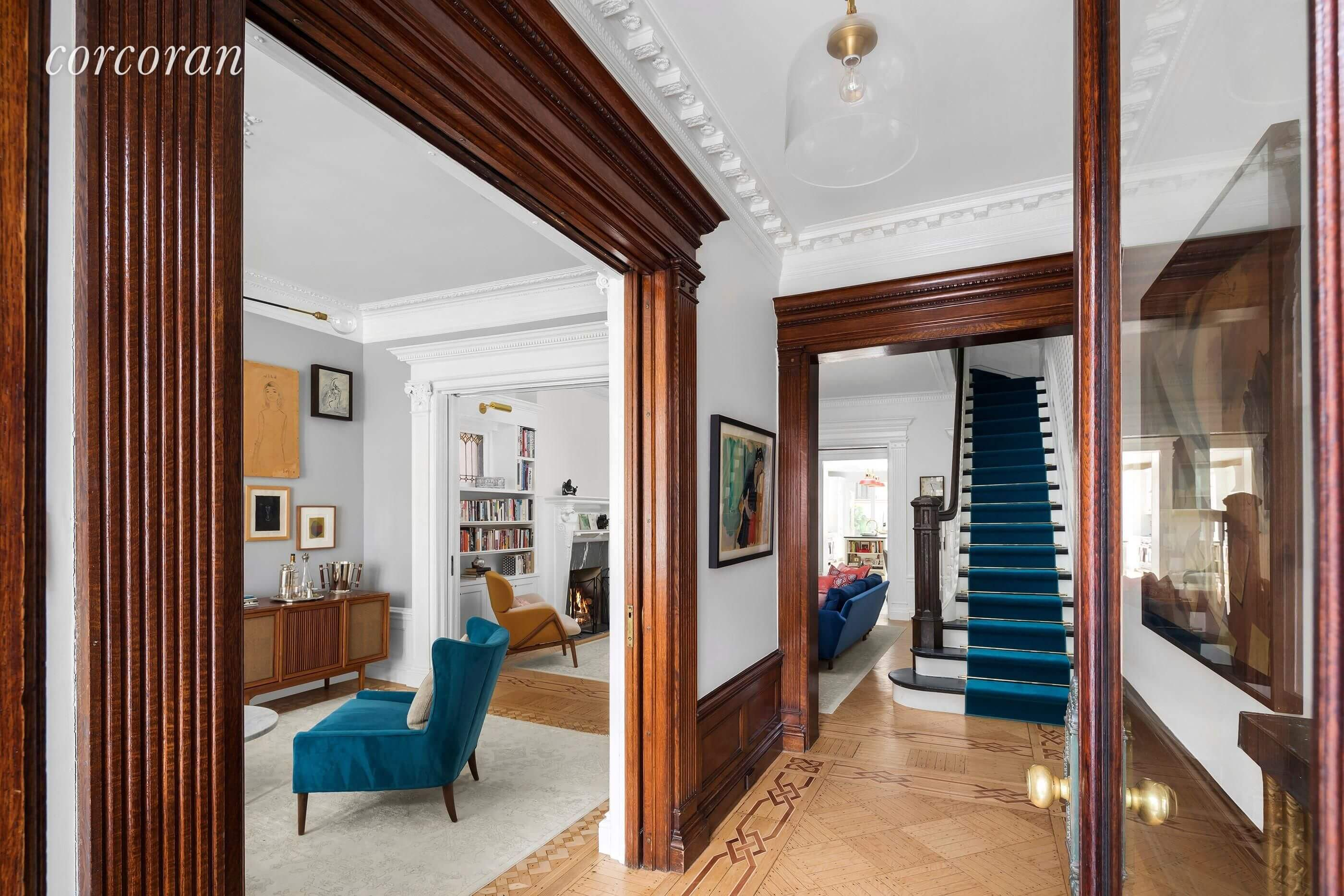 Brooklyn Homes for Sale in Park Slope at 586 4th Street