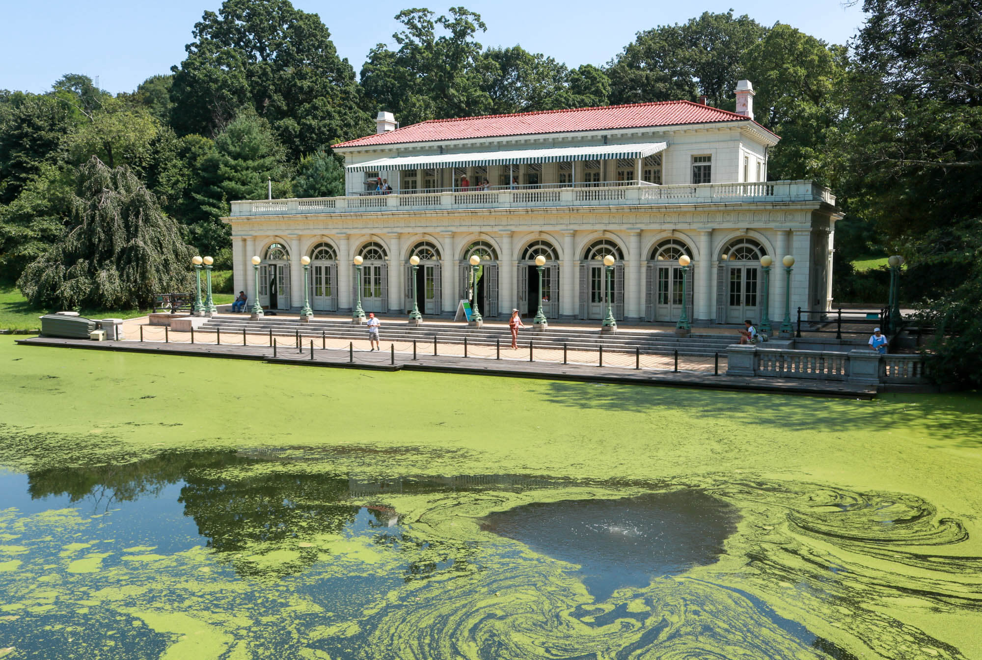 prospect park boathouse brooklyn architecture