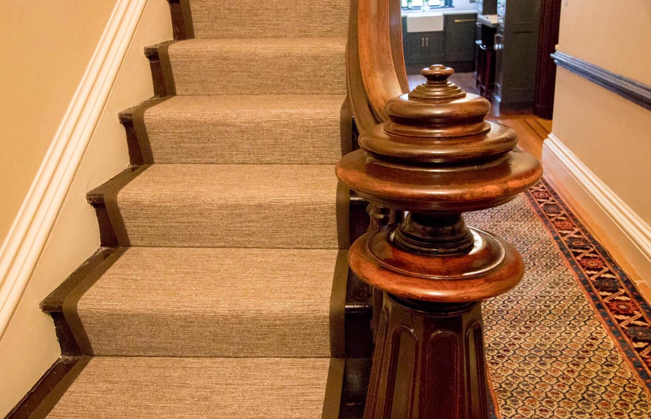 brooklyn interior design ideas stairrunner