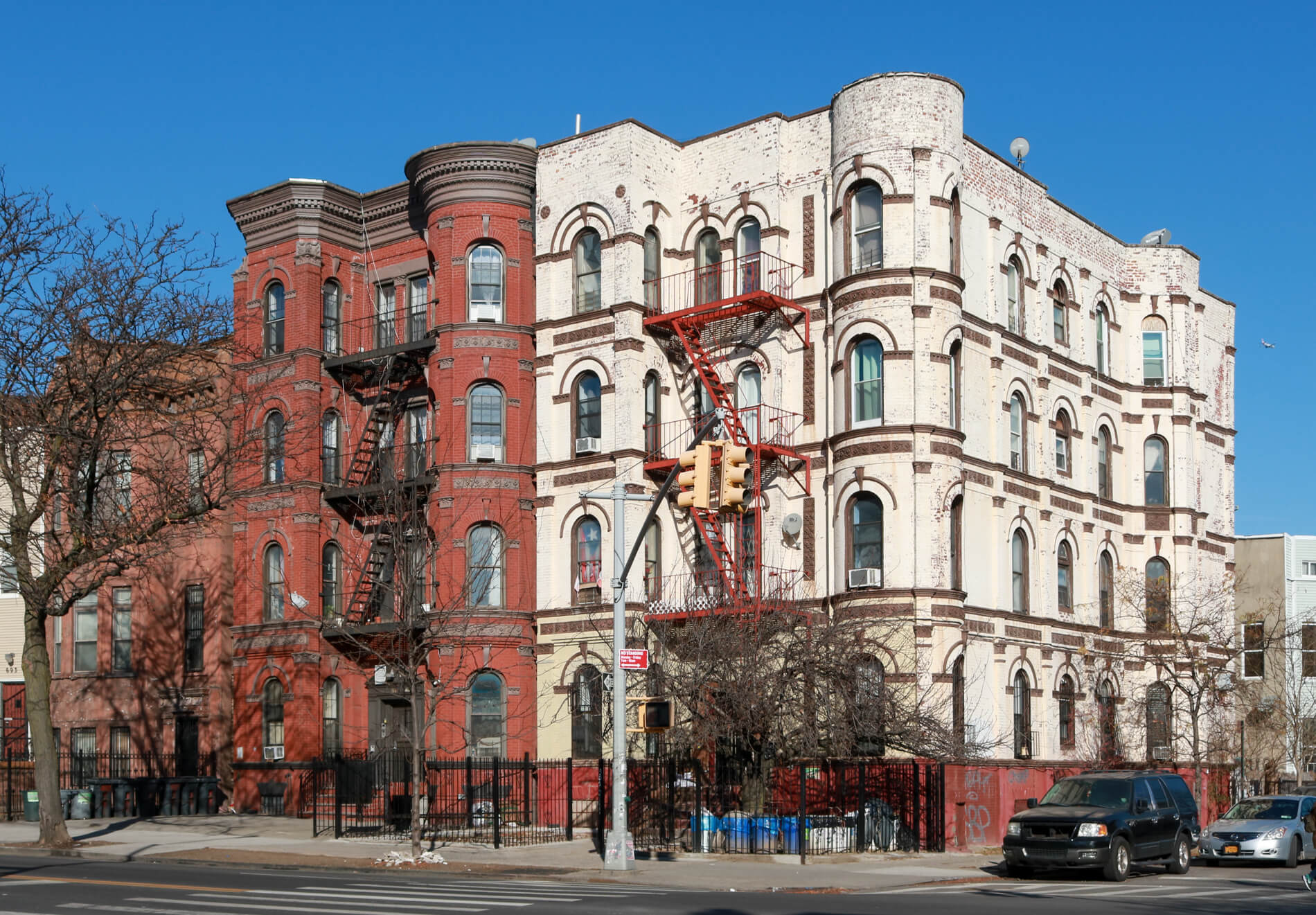 brooklyn architecture 697 bushwick avenue tenement