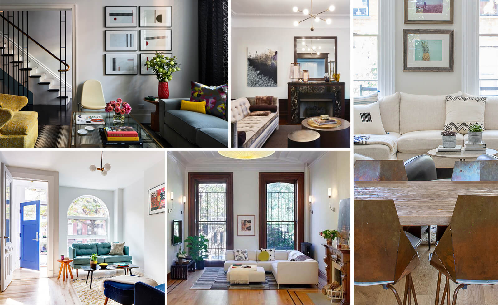 Interior Design Ideas At Home: Best Pro Tips On How To Arrange Furniture In A Brownstone