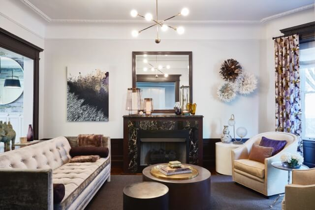 Best Pro Tips on How to Arrange Furniture in a Brownstone ...