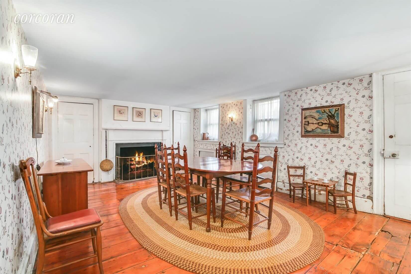 Brooklyn Homes for Sale in Brooklyn Heights at 24 Middagh Street
