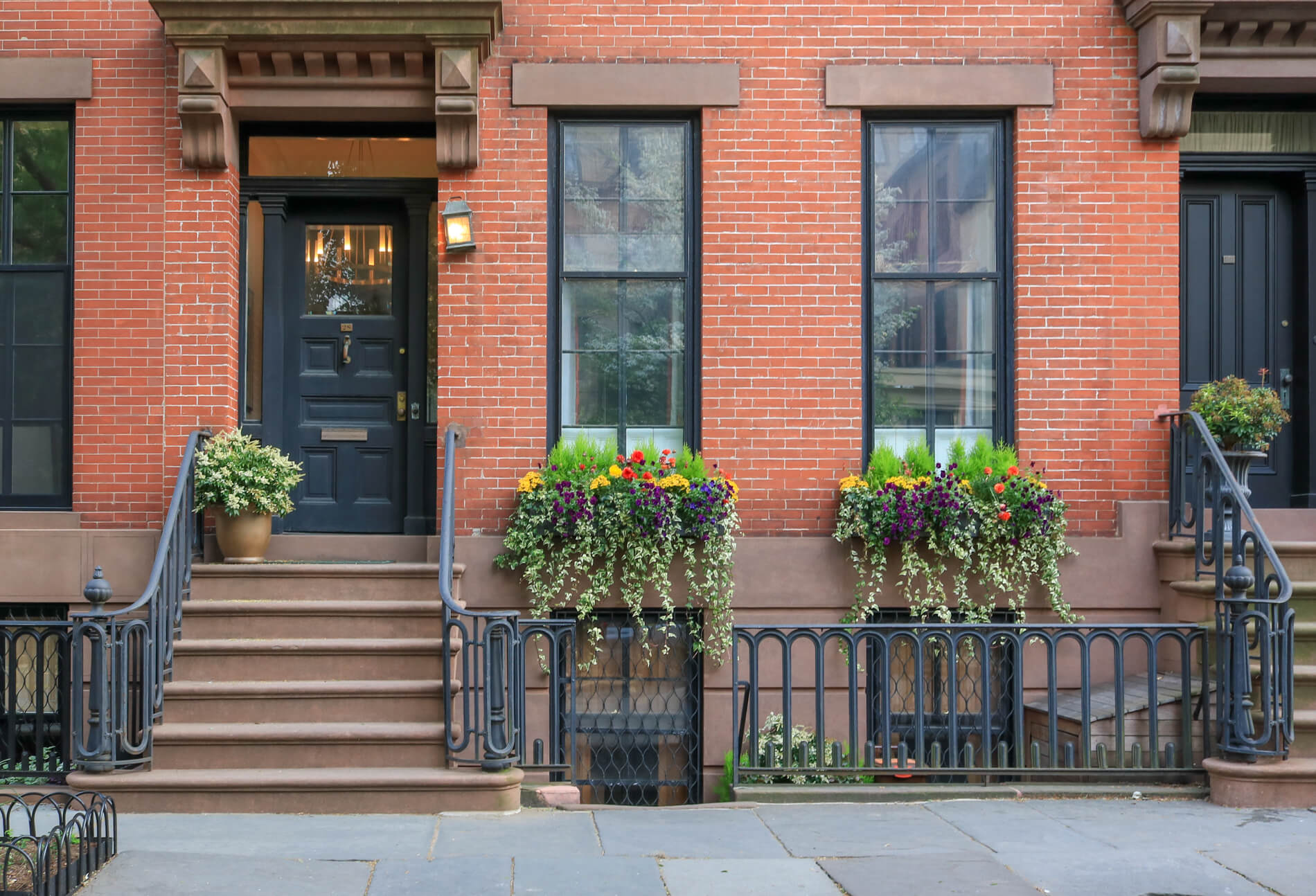 brooklyn garden ideas window boxes