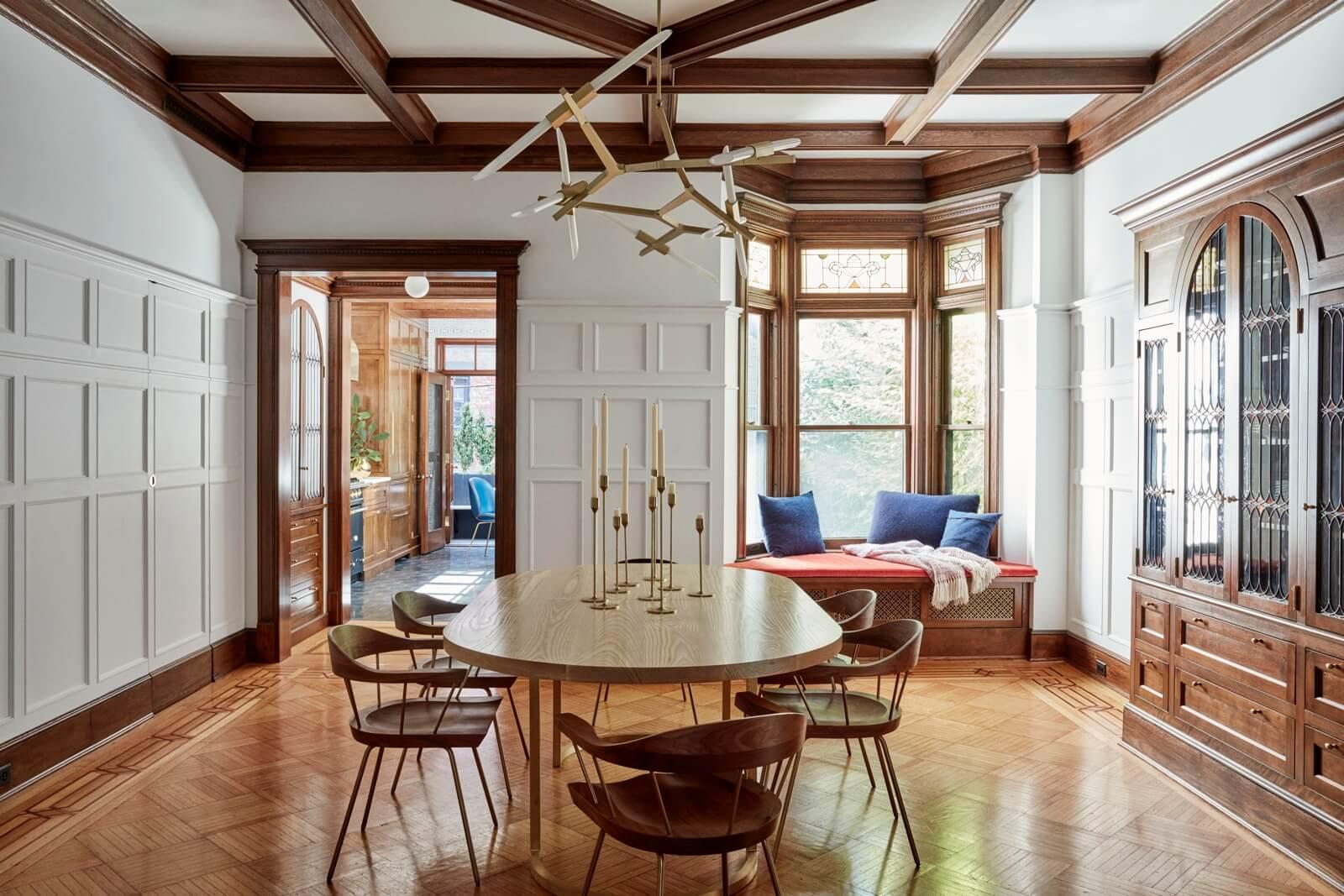 Interiors renovation