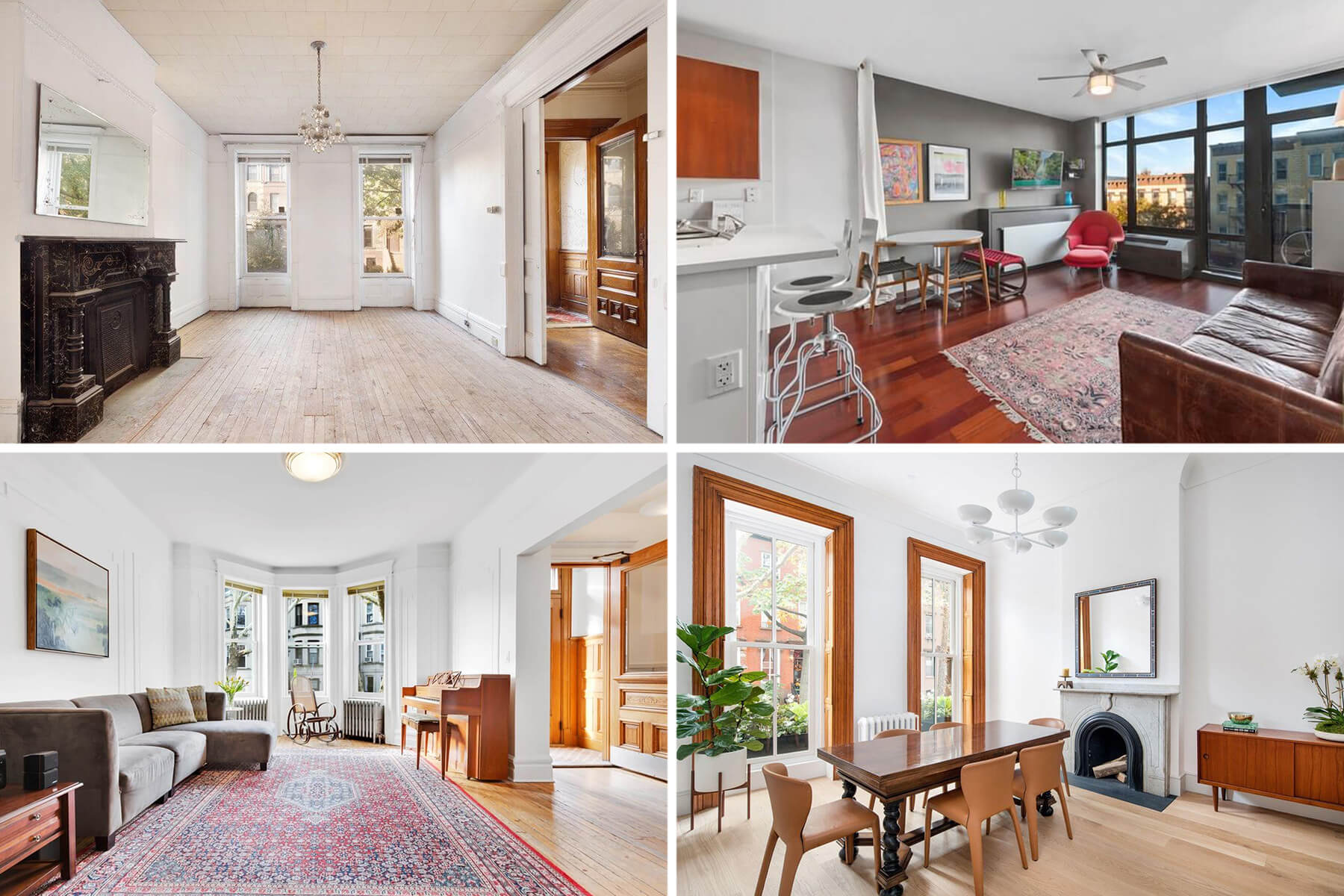 Brooklyn Real Estate Six Months Later: Two Sold, One In Contract And One  Still Available