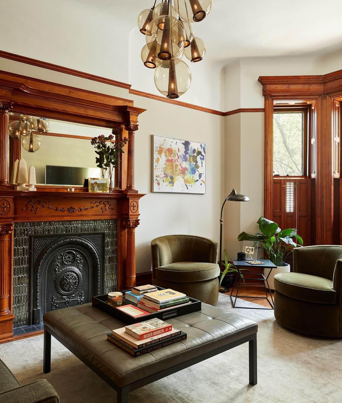 Interior Design Ideas Brooklyn Linda Cava Park Slope