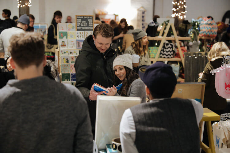 brooklyn holiday market