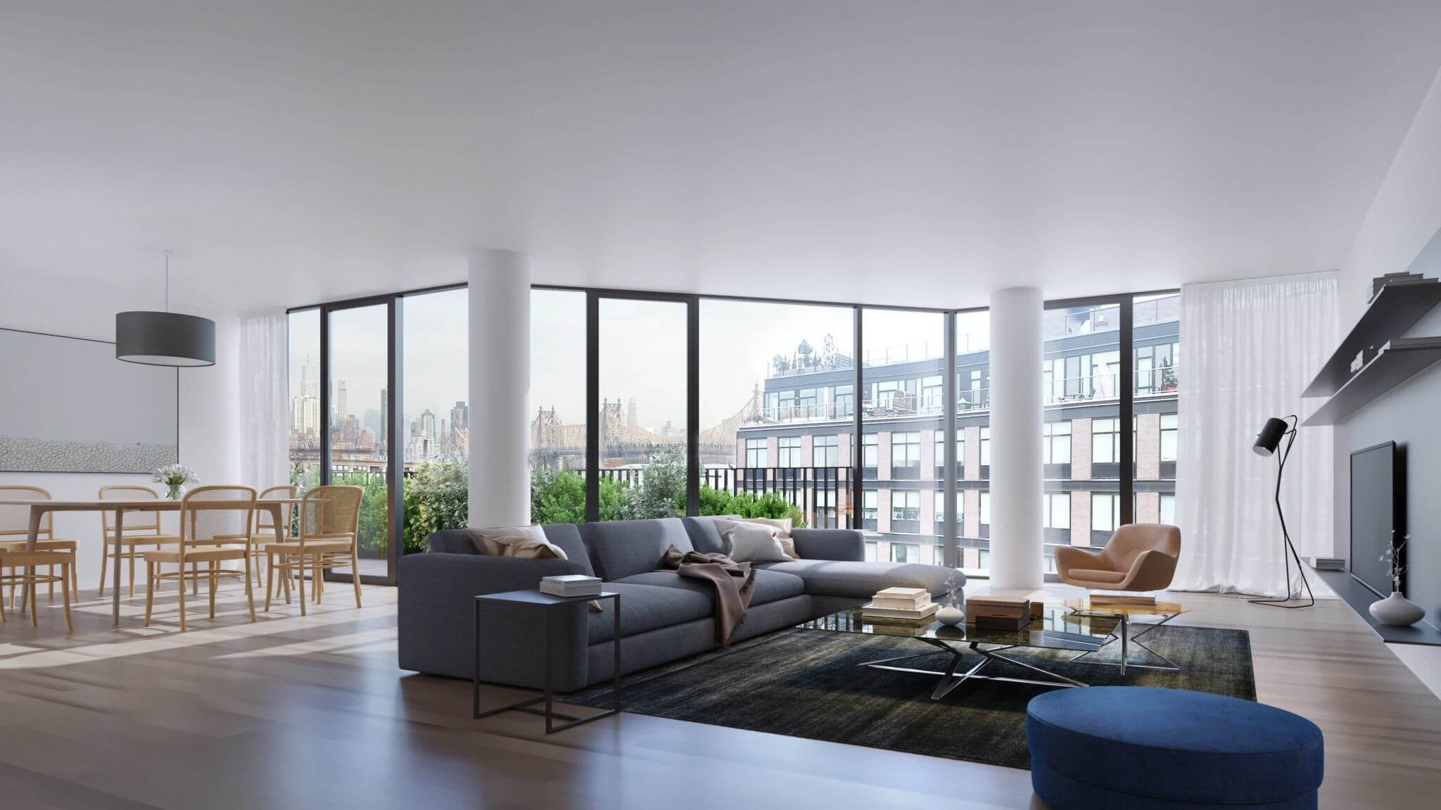 Queens apartment for sale in LIC 21-33 44th Drive PHE