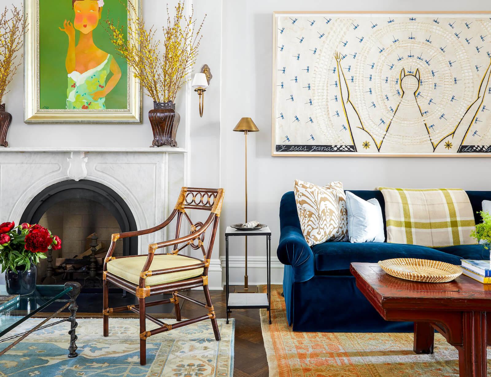 The Insider: Antique Furnishings, Modern Spirit Come ...