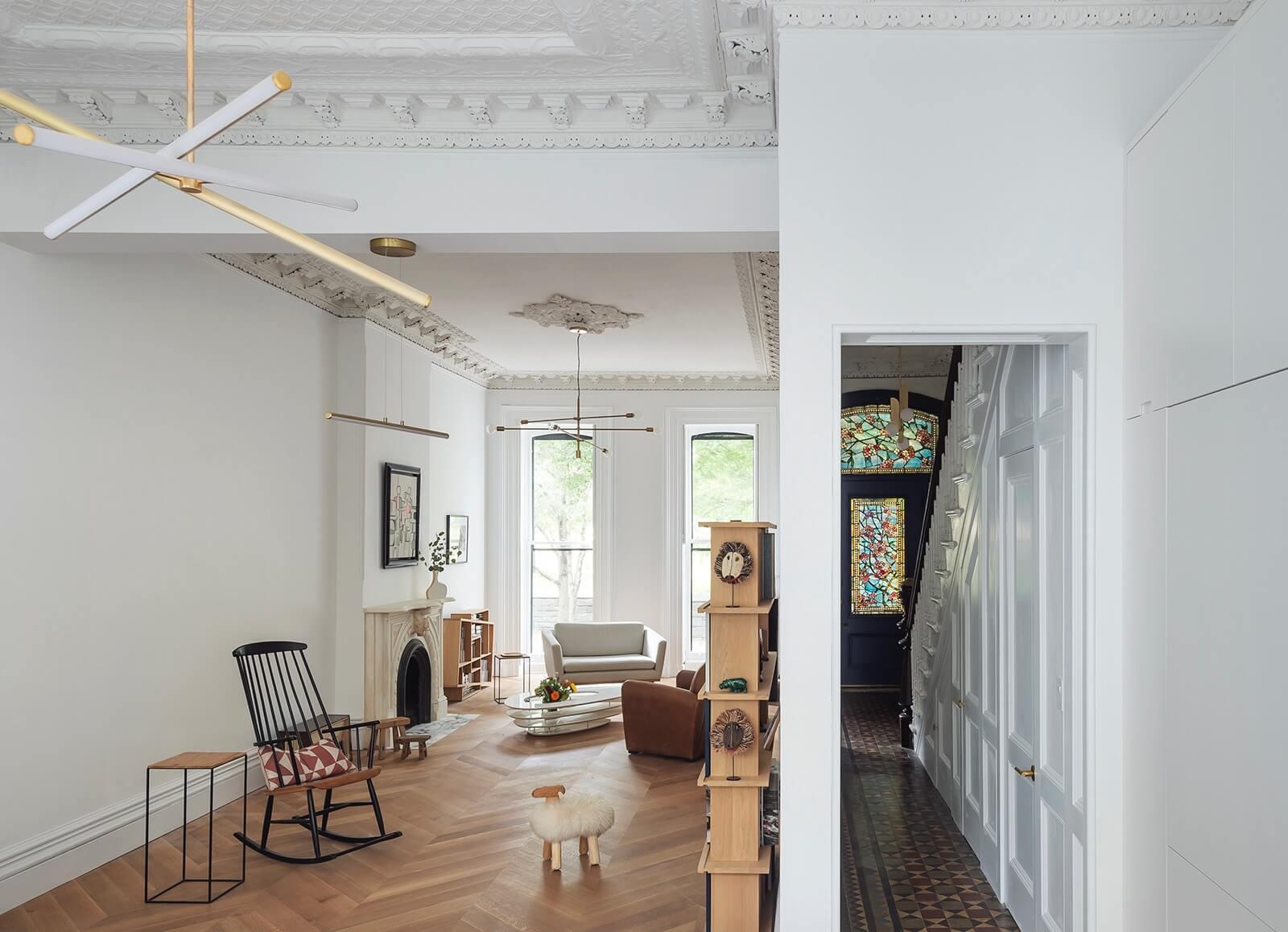 Interior Design Ideas Brooklyn Bowerbird Architects Fort Greene