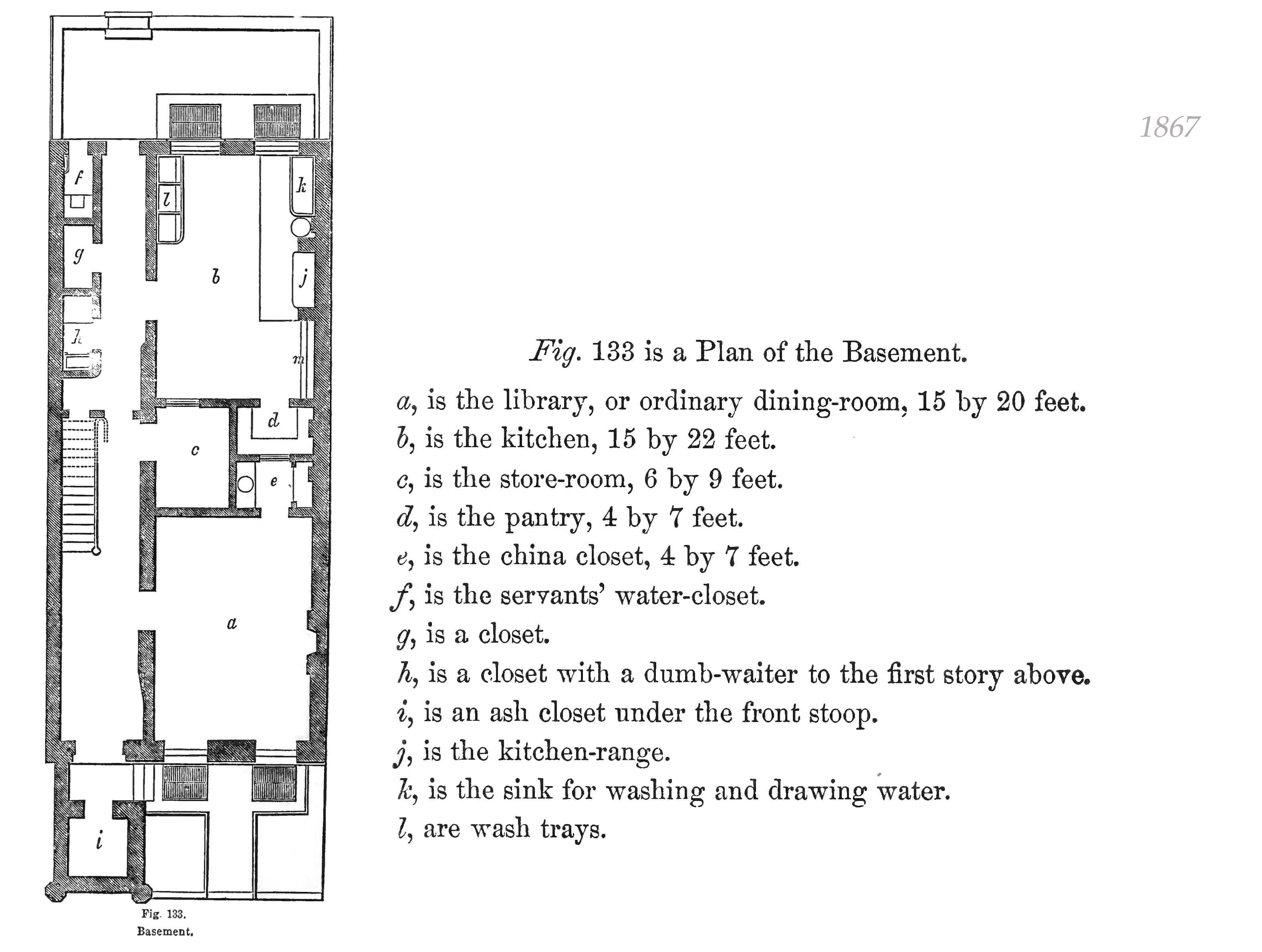 Designed For City Living The Row House Plans Of Robert G Hatfield Brownstoner