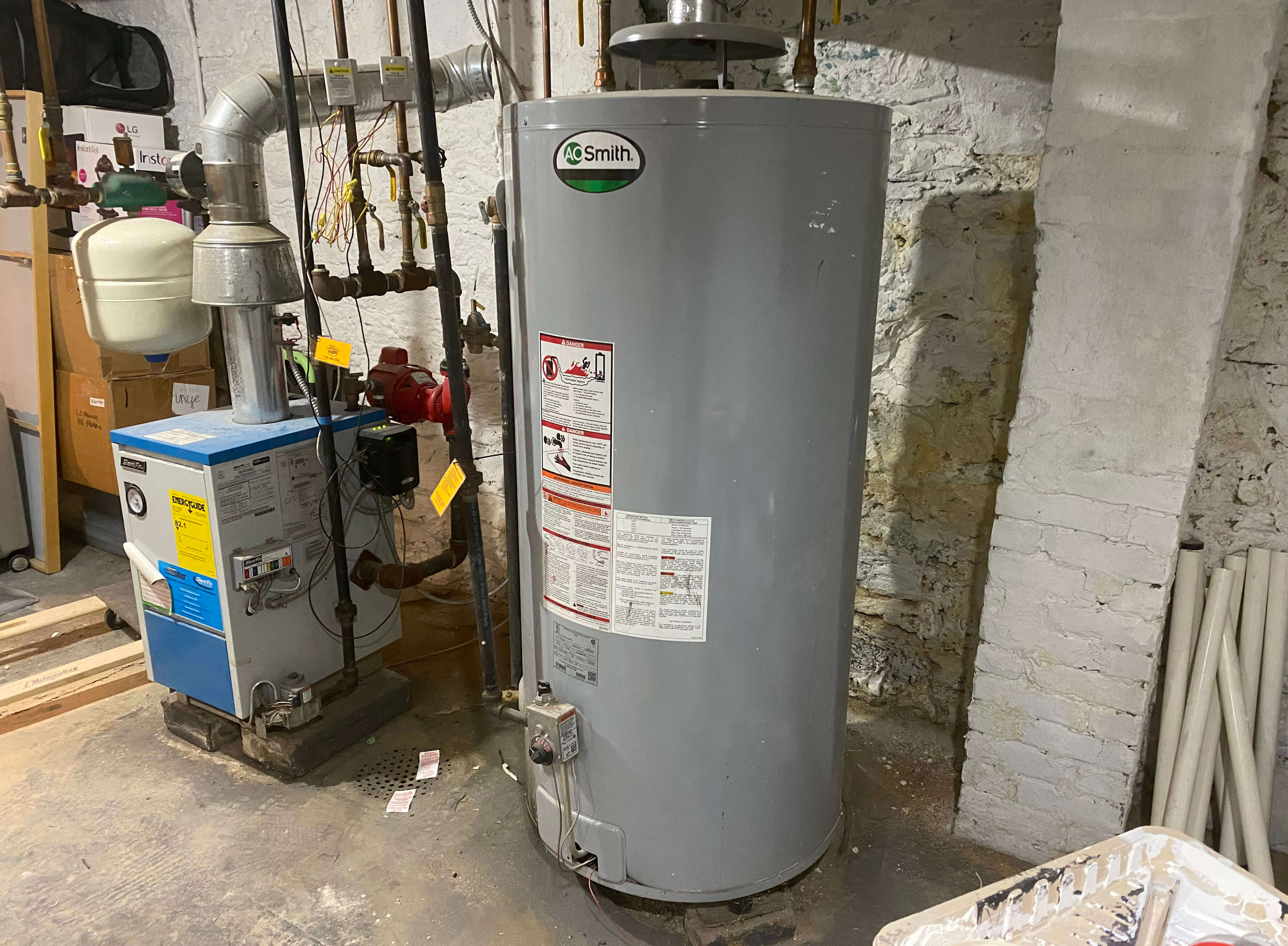 Brownstone Boys: Pros and Cons of Tankless Water Heaters | Brownstoner