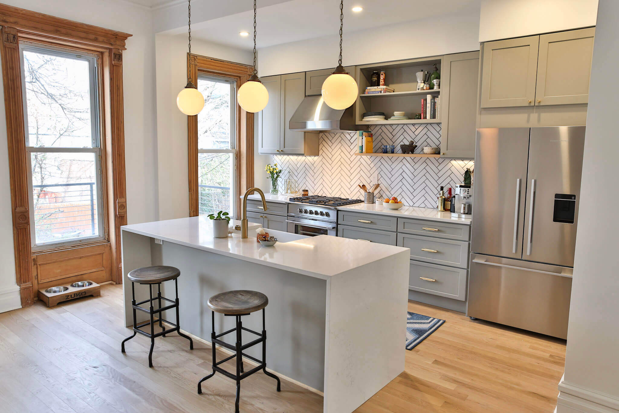How To Get Budget Kitchen Cabinets With