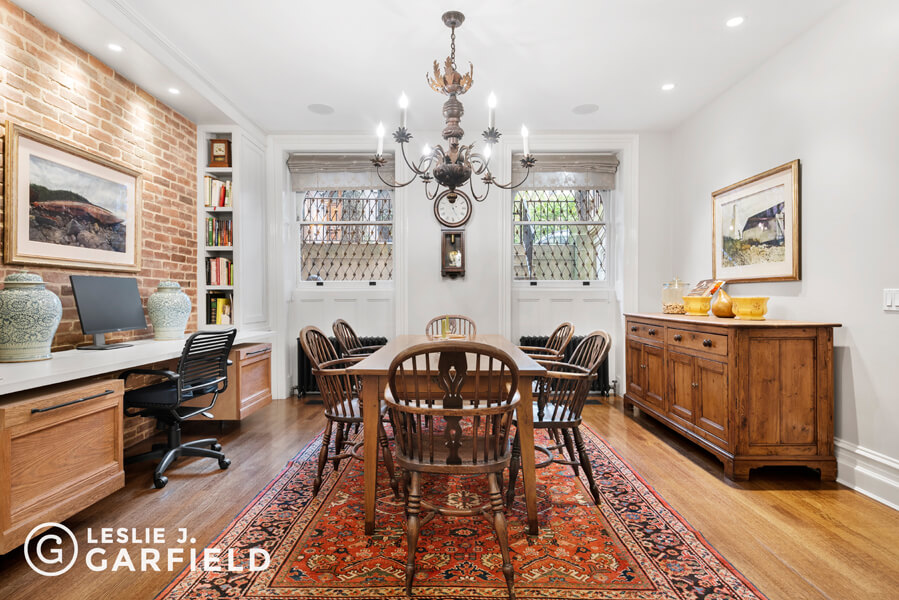 212 columbia heights row house for sale