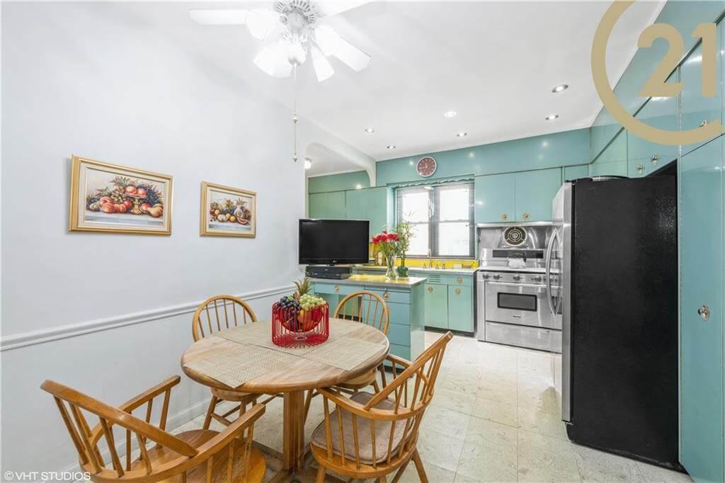 interior of 2304 foster avenue brooklyn