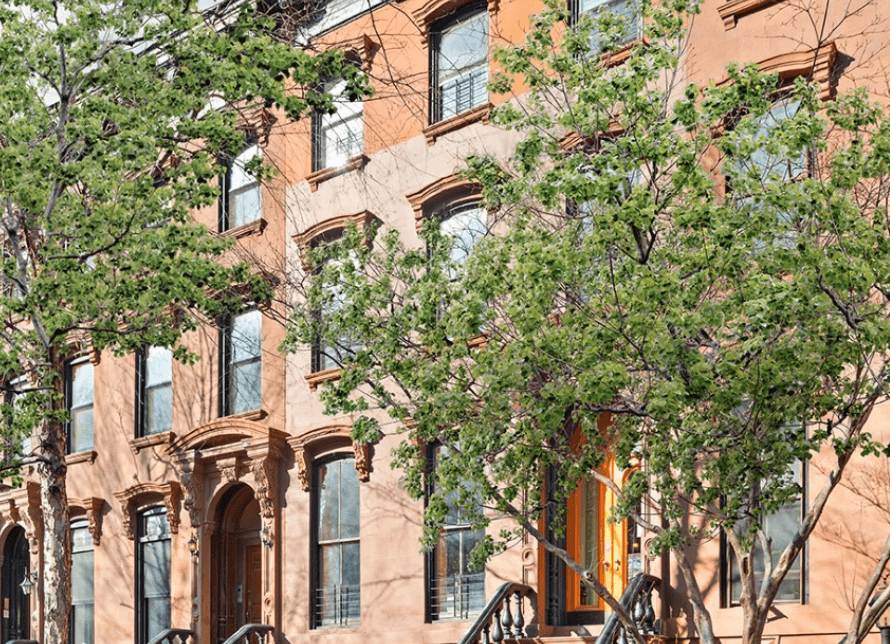 brooklyn row house