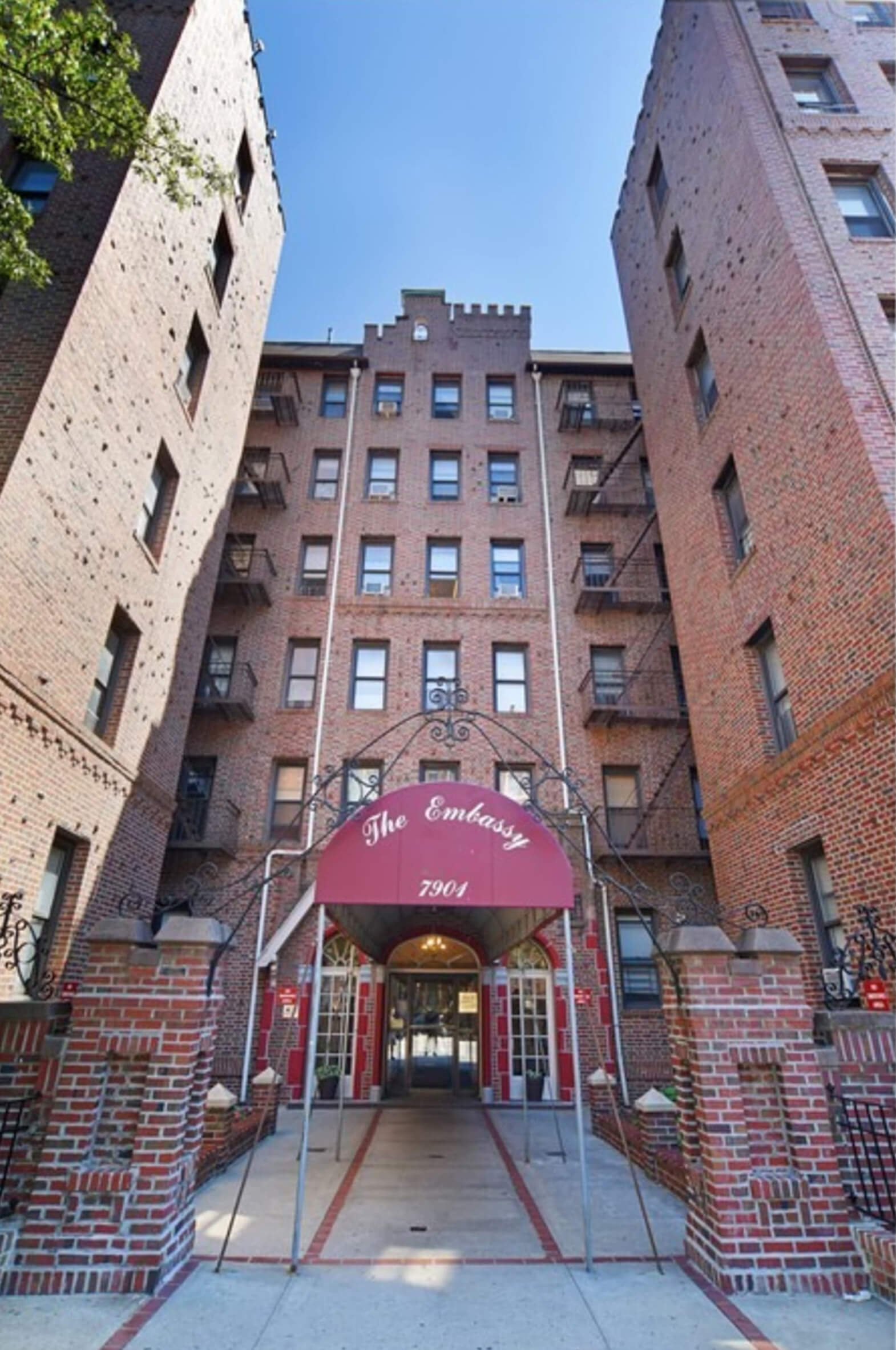 exterior of 7901 4th avenue in brooklyn ny