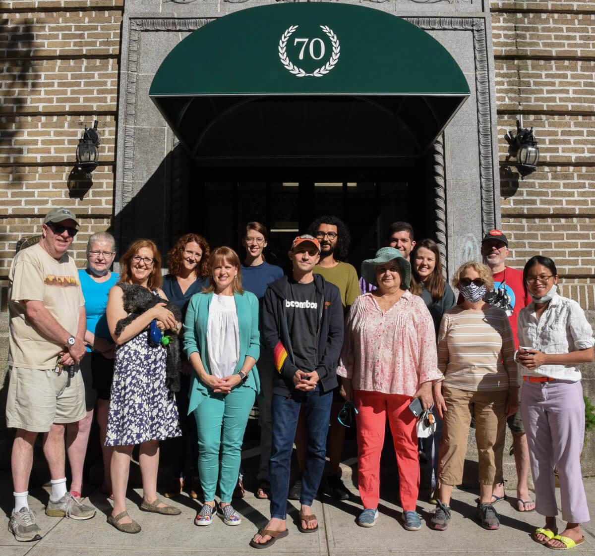 tenants of 70 prospect park west